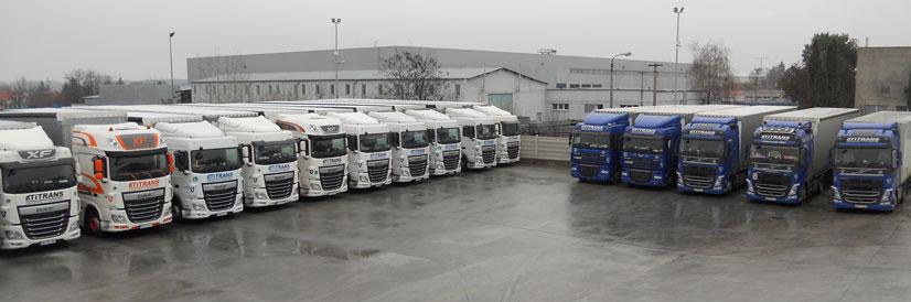 medzinarodna nakladna preprava tovaru